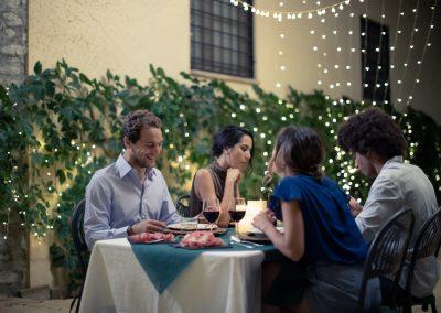 Una cena alla Fornace...