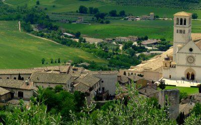 5 luoghi vicini all'Agriturismo che devi visitare se vieni in Umbria